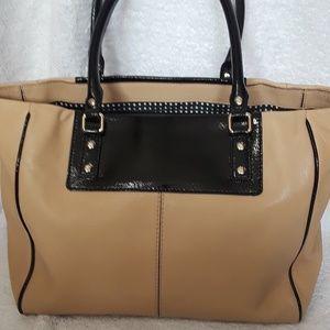 Kate Spade Pebble Leather Satchel
